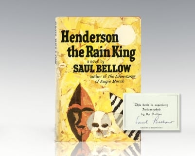 Henderson the Rain King.
