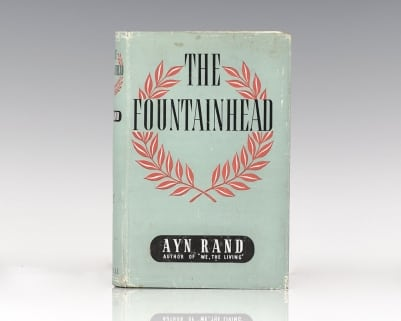 The Fountainhead.