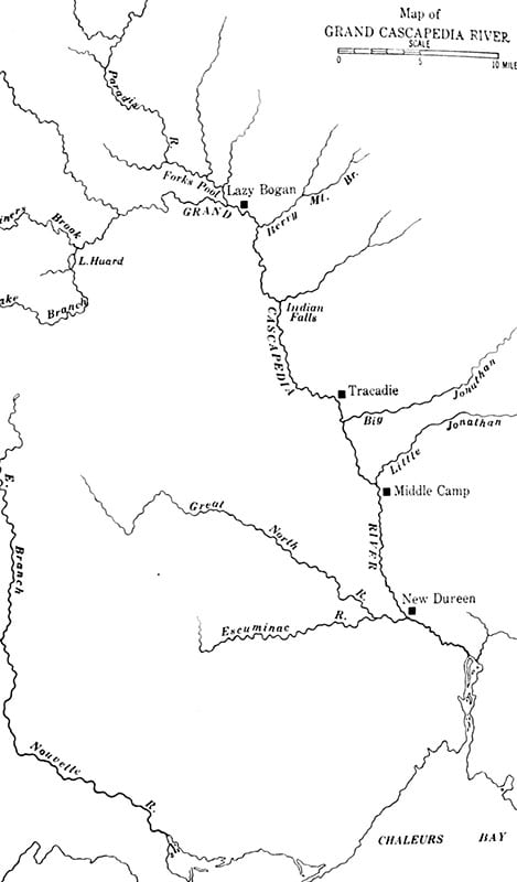 Observations on a Salmon River: Recollections of Frank Gray Griswold.