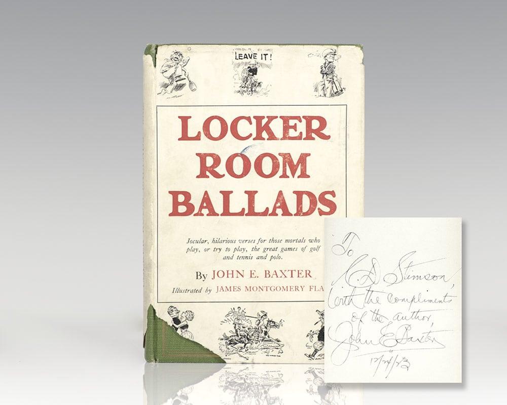 Locker Room Ballads.