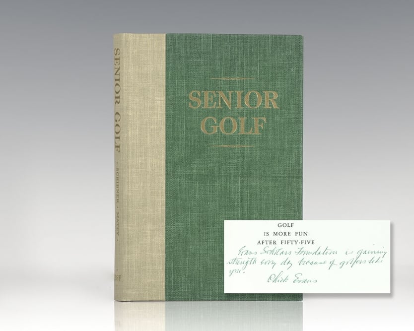Senior Golf: Golf Is More Fun After Fifty-Five.