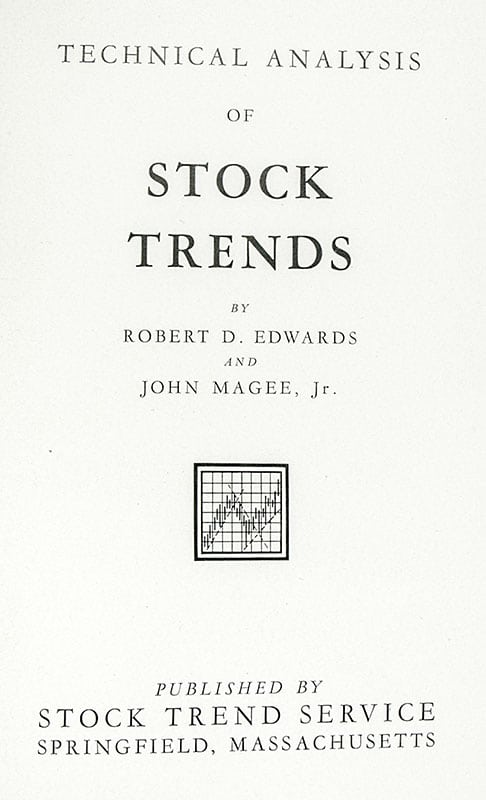 Technical Analysis of Stock Trends.