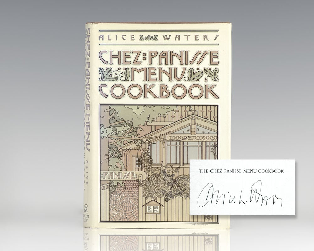 Chez Panisse Menu Cookbook.