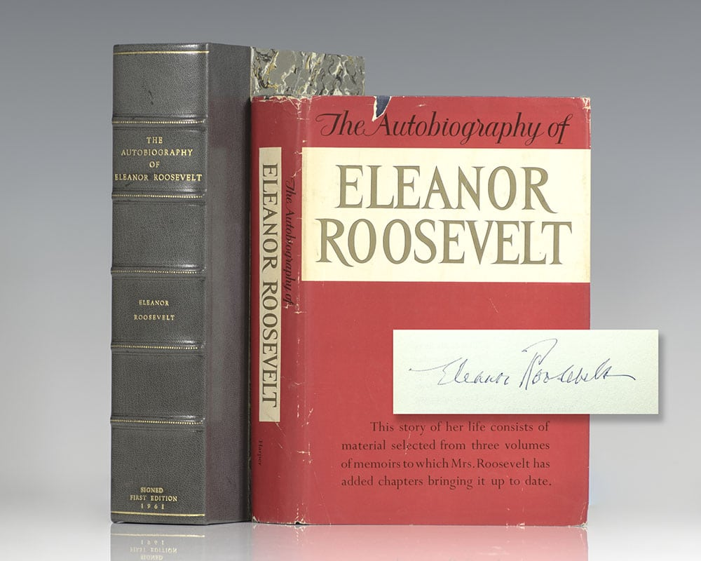 The Autobiography of Eleanor Roosevelt.