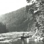 Observations on a Salmon River.