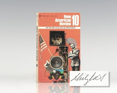 New American Review 10: On the Air.