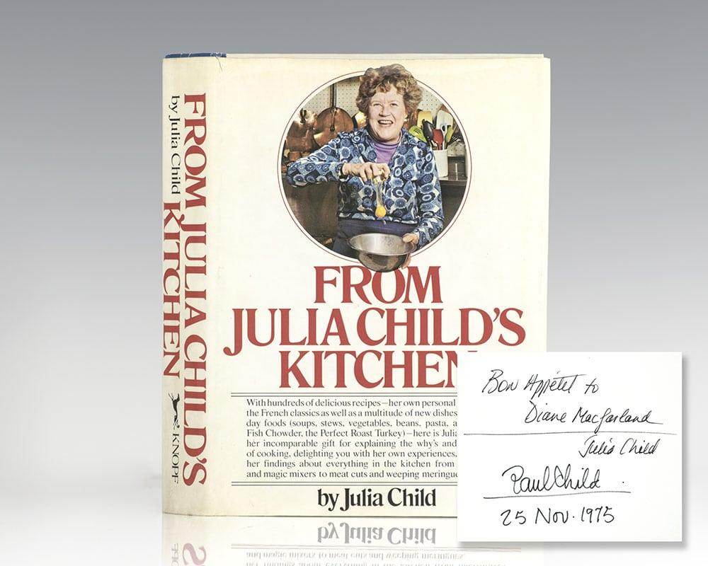 From Julia Child's Kitchen.