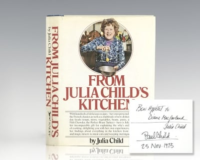 From Julia Child's Kitchen.