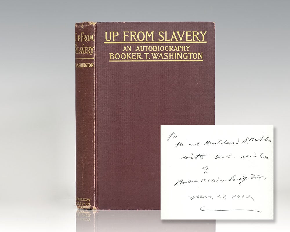 Up From Slavery. An Autobiography.