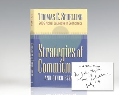 Strategies of Commitment and Other Essays.