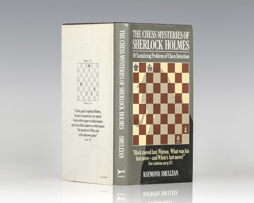 The Chess Mysteries of Sherlock Holmes.