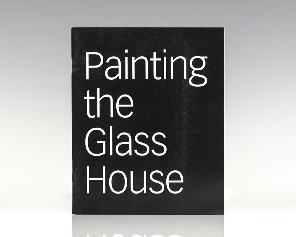 Painting the Glass House: Artists Revisit Modern Architecture.