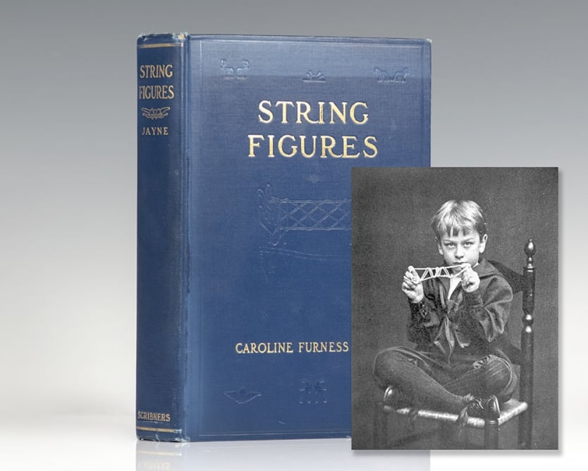 String Figures: A Study of Cat's Cradle in Many Lands.