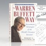 The Warren Buffett Way: Investment Strategies of the World's Greatest Investor.