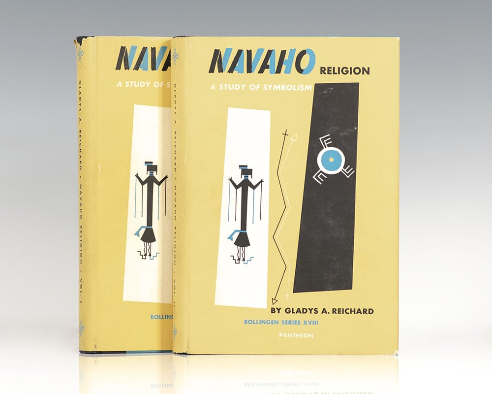 Navaho Religion: A Study of Symbolism. Two Volume Set.