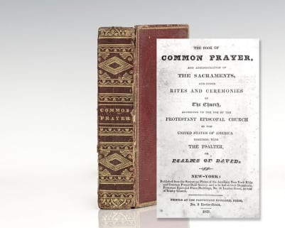 The Book of Common Prayer.