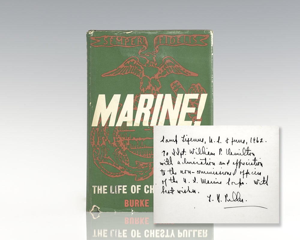 Marine! The Life of Chesty Puller.