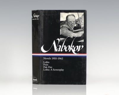 Nabokov: Novels 1955-1962: Lolita, Pnin, Pale Fire, Lolita: A Screenplay.