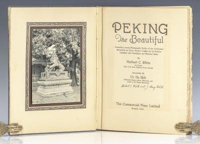 Peking the Beautiful.
