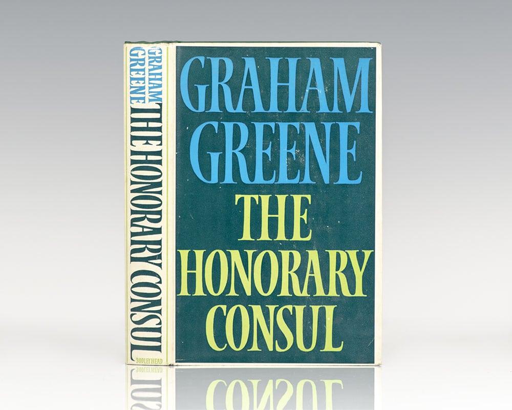 The Honorary Consul.