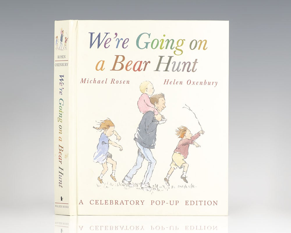 We're Going on a Bear Hunt: A Celebratory Pop-Up Edition.