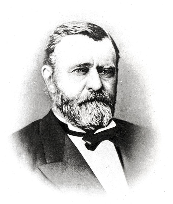 The Re-united Nation - Growth and Prosperity: Ulysses S. Grant.