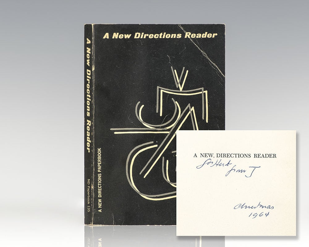 A New Directions Reader.