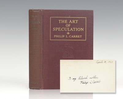 The Art of Speculation.