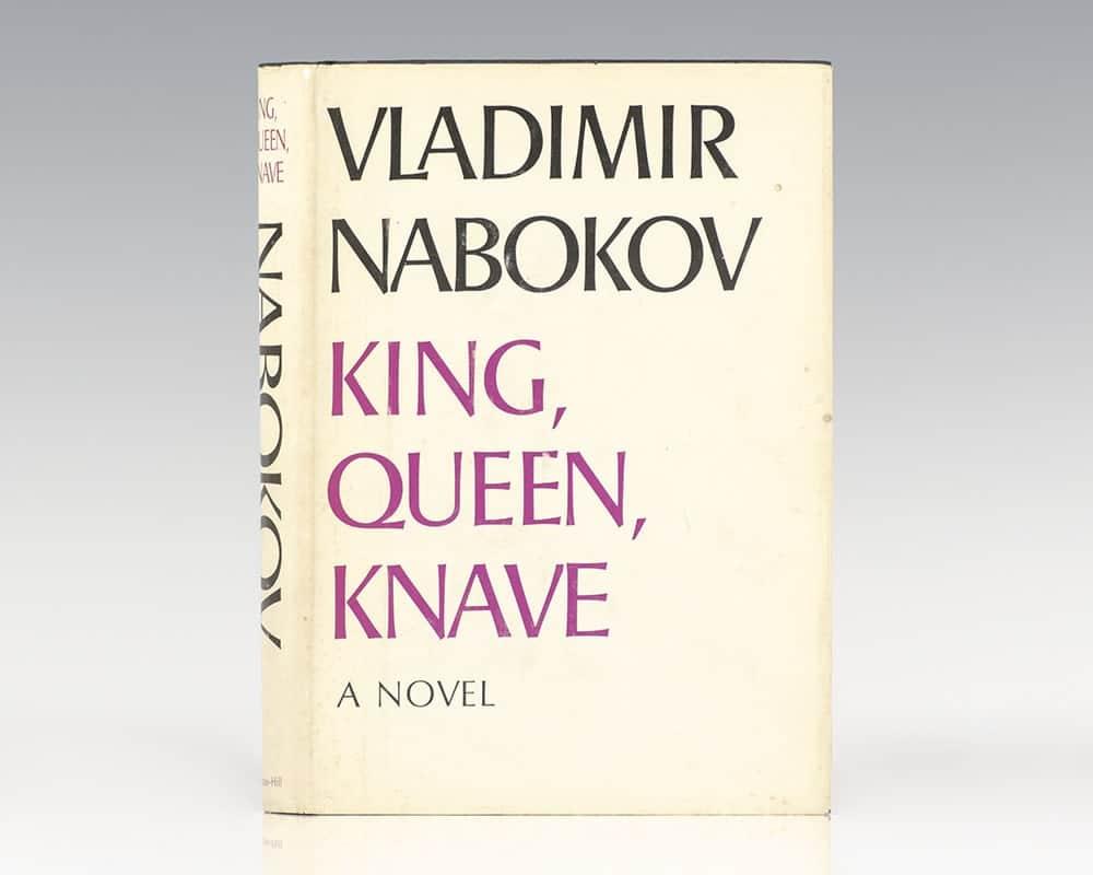 King, Queen, Knave.