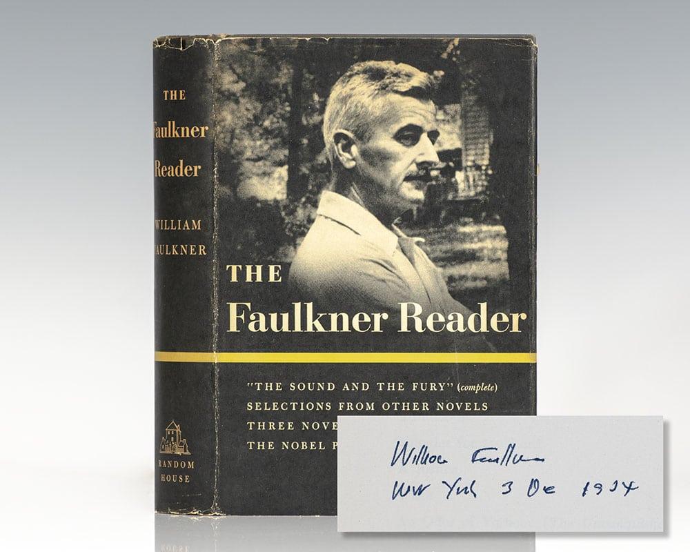 The Faulkner Reader.