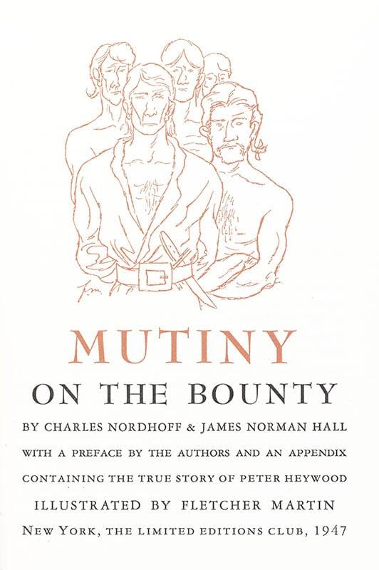 Mutiny on the Bounty.