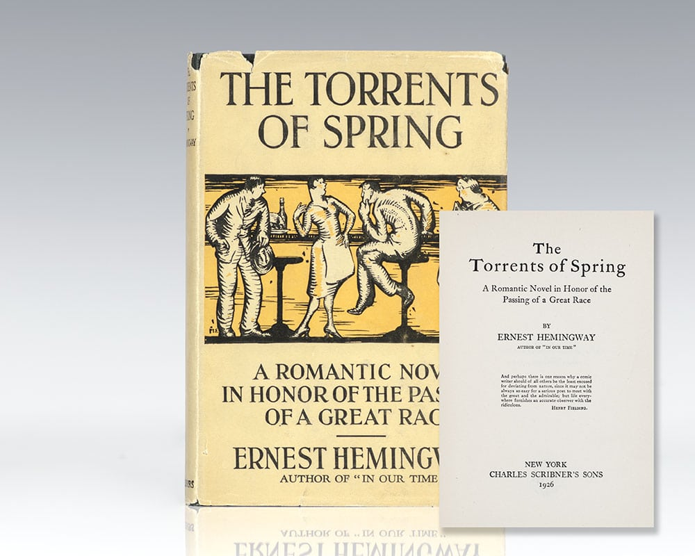 The Torrents of Spring.