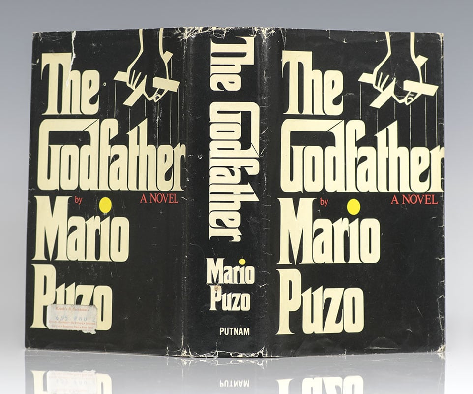 Image result for the godfather book images