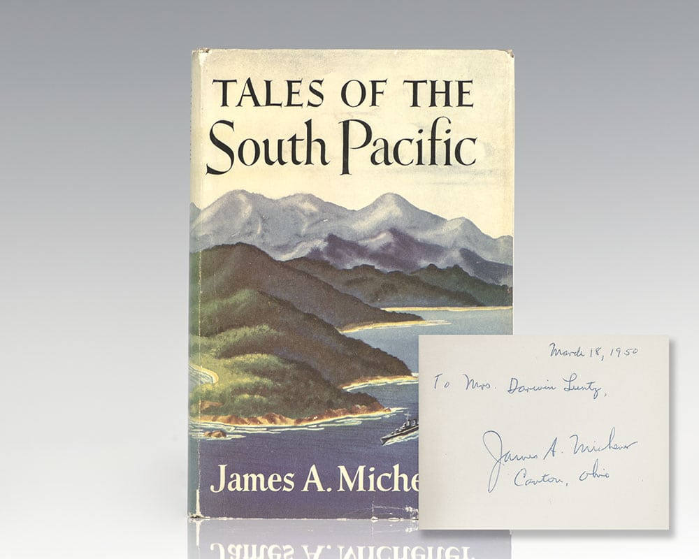 Tales of the South Pacific.
