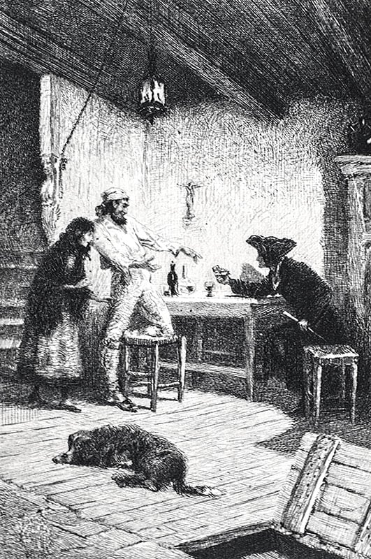 The Works of Alexandre Dumas, Including: The Count of Monte Cristo, The Three Musketeers, Twenty Years After, and The Vicomte de Bragelonne: Ten Years Later).