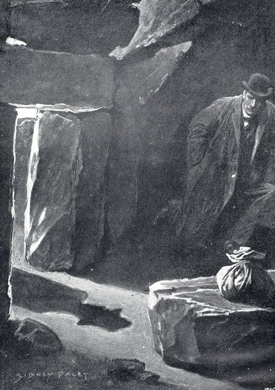 The Hound of the Baskervilles, Another Adventure of Sherlock Holmes.