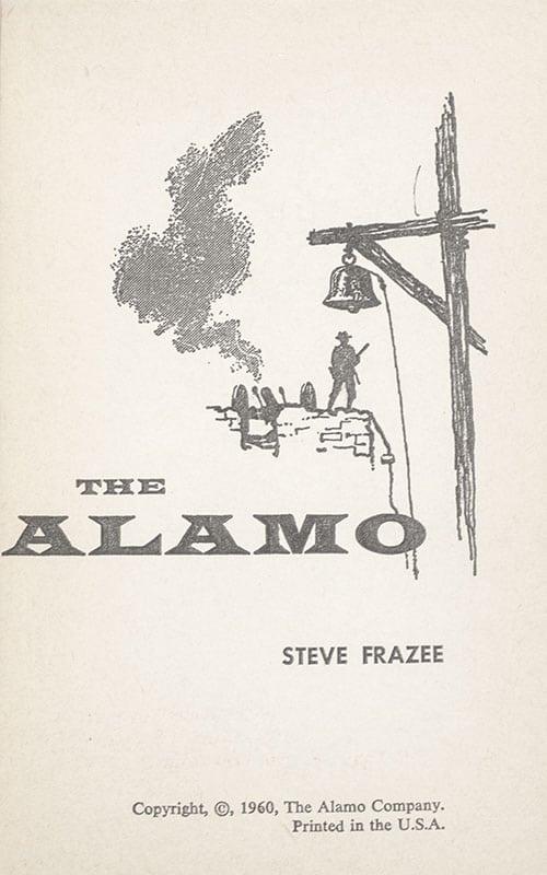 The Alamo.