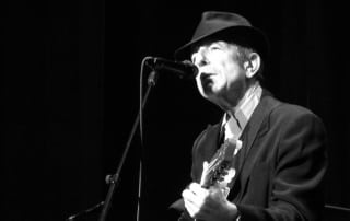 The Poetic Voice of Leonard Cohen.