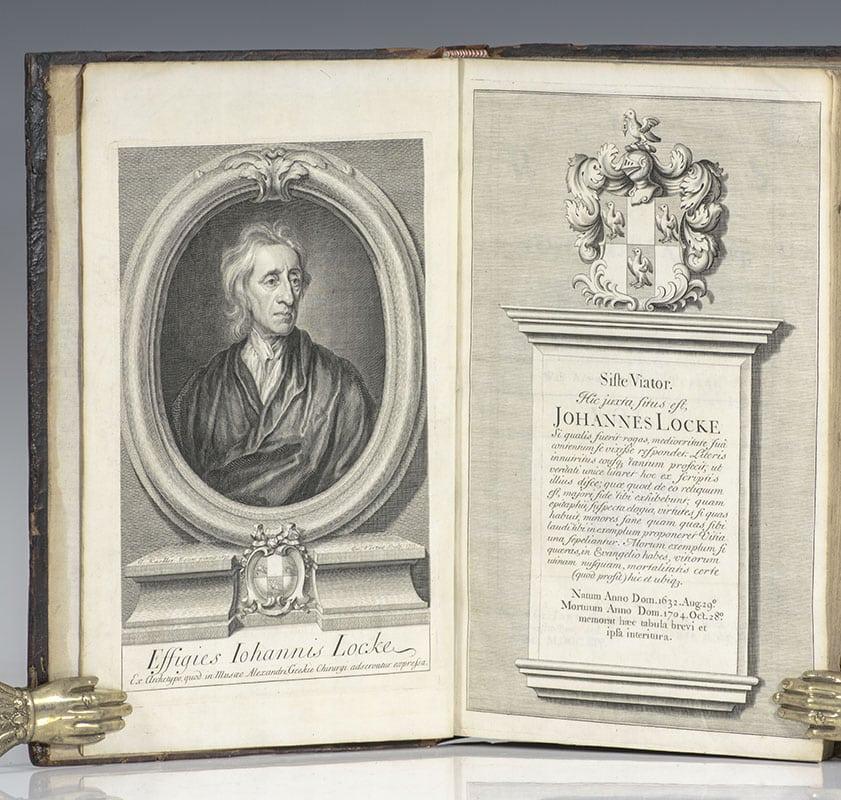 The Works of John Locke.