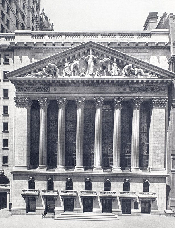 The New York Stock Exchange; Its History, Its Contribution to National Prosperity, and Its Relation to American Finance at the Outset of the Twentieth Century, Volume 1.