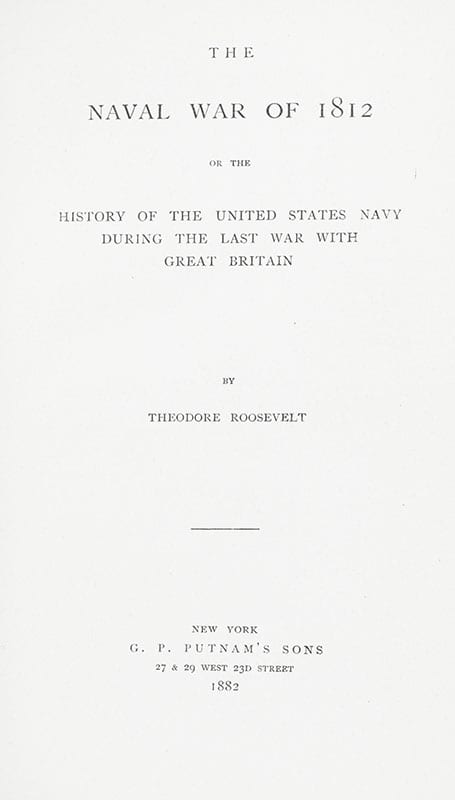 The Naval War of 1812 or the History of the United States Navy During the Last War With Great Britain.