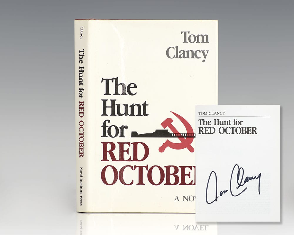 The Hunt For Red October.