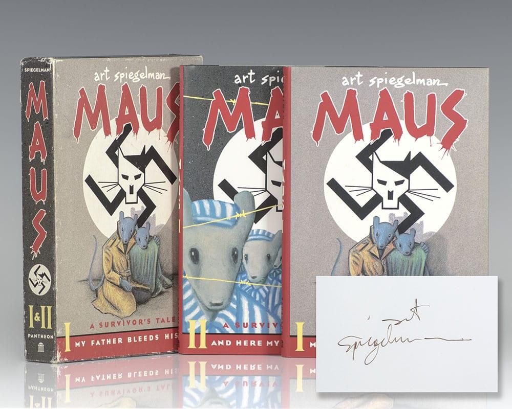 Maus: A Survivor's Tale.