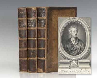 The Works of John Locke.