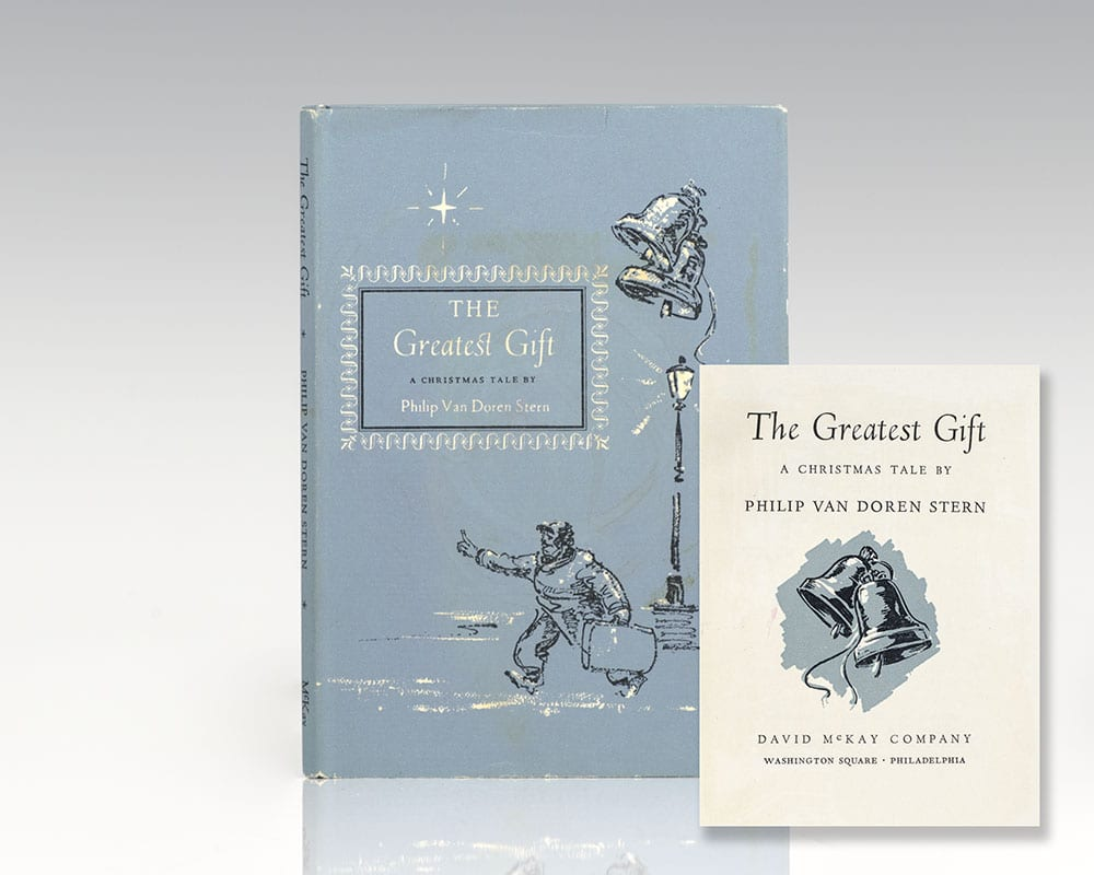 The Greatest Gift: A Christmas Tale.