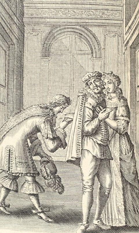 Les Oeuvres De Monsieur De Moliere, Reveues, Corrigees & Augmentees (Tartuffe).
