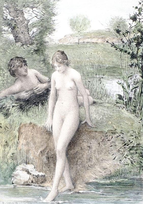 Daphnis and Chloe.