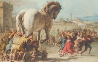 The Epic Influence of Homer's Iliad and Odyssey.
