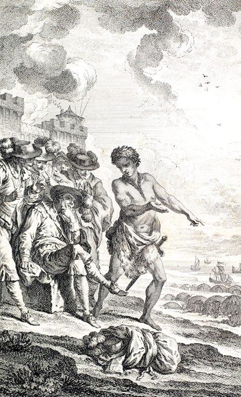 Discours sur l'Origine et les Fondemens de l'Inégalité Parmi Les Hommes. (Discourse on the Origin and Basis of Inequality Among Men).