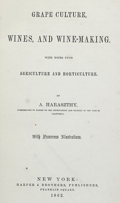 Grape Culture, Wines, and Wine-Making: With Notes upon Agriculture and Horticulture.